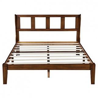 Non-slip Wood Platform Bed Frame 40SF02