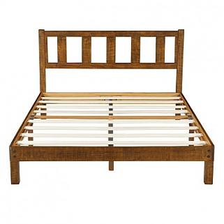 Non-slip Wood Platform Bed Frame 40SF03